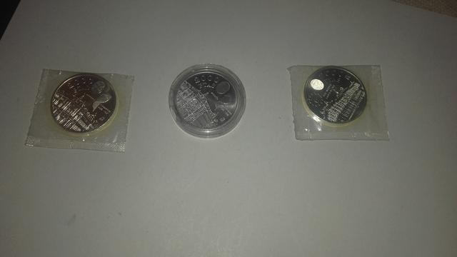 Vendo Monedas De Plata