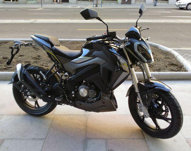 Madison : Rkf 125cc