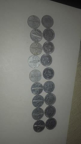 Vendo Monedas De 50Ctmos.