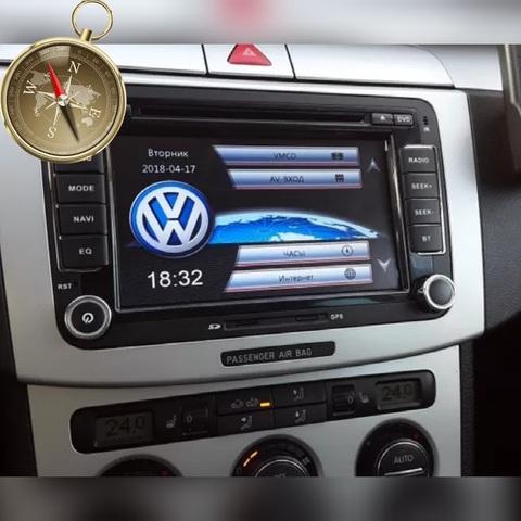 RADIO GPS DVD VOLKSWAGEN PASSAT,  POLO. . E - foto 2