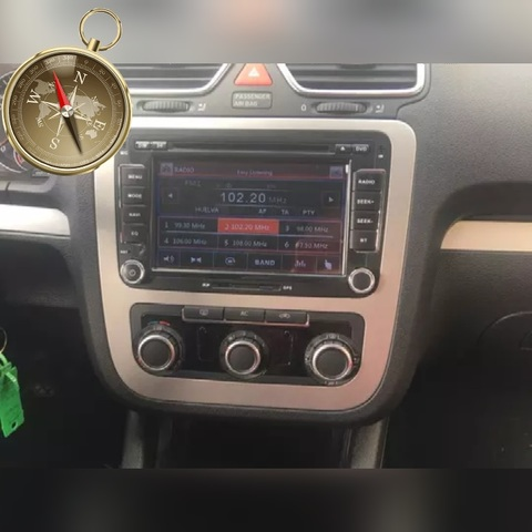 RADIO GPS DVD VOLKSWAGEN PASSAT,  POLO. . E - foto 3
