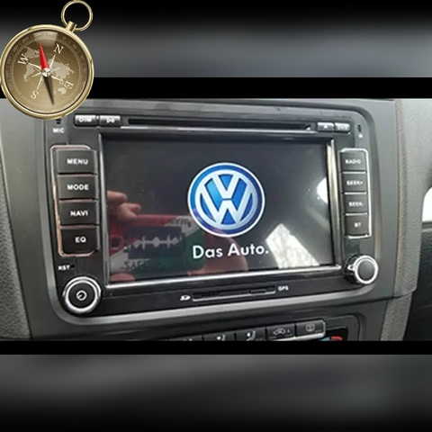 RADIO GPS DVD VOLKSWAGEN PASSAT,  POLO. . E - foto 1