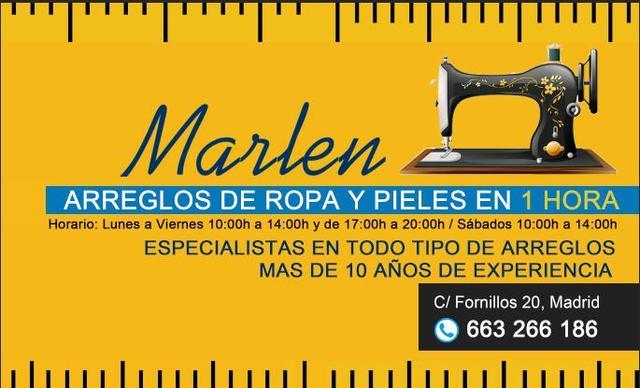 ARREGLOS DE ROPA Y PIELES,  TINTORERIA - foto 1