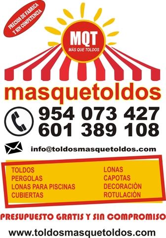 PARA TOLDOS MASQUETOLDOS - foto 1