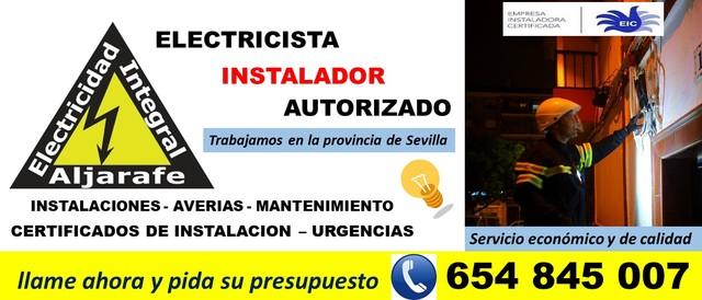 ELECTRICISTA ECONÓMICO AUTORIZADO - foto 1