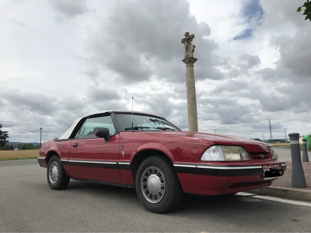 FORD - MUSTANG 2. 3 LX - foto 3