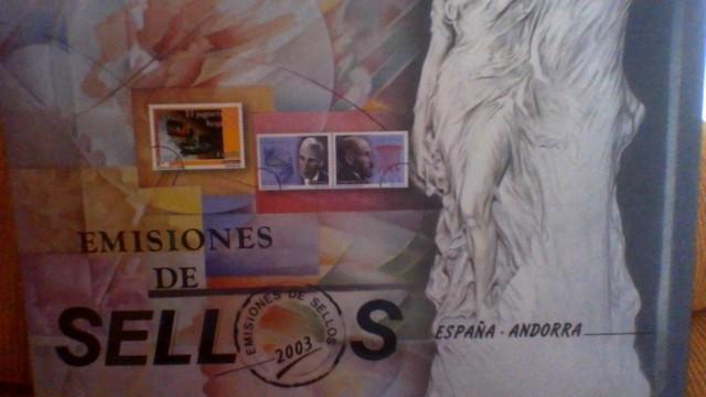 Album Correos 2003