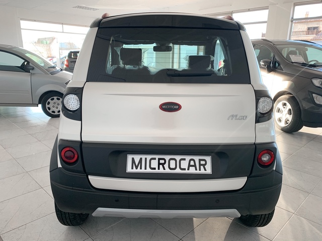 MICROCAR - MGO 6 HIGHLAND X DCI AIRE AC.  - foto 3