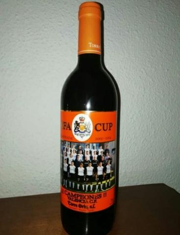 Botellas De Vino Del Vcf