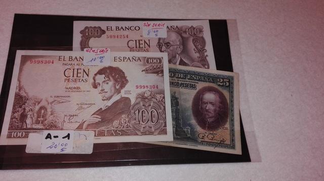 A-1++Billetes Españoles++