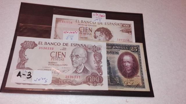A-3++Billetes Españoles++