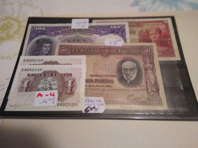 A-4++Billetes Españoles++