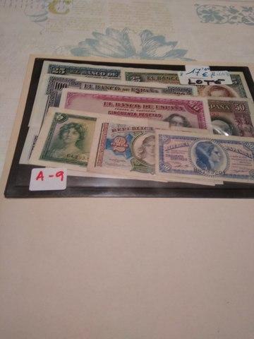 A-9++Billetes Españoles++
