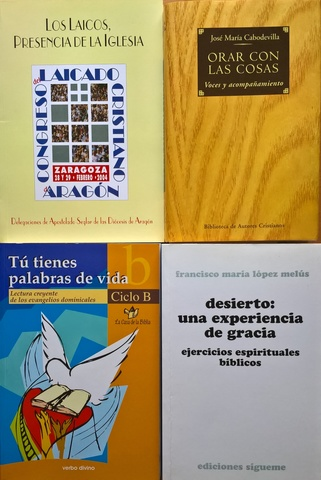 VARIOS LIBROS DE RELIGIÓN - foto 5