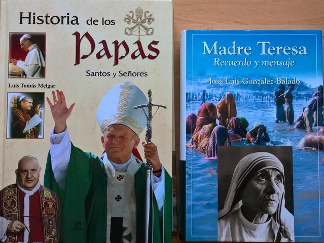VARIOS LIBROS DE RELIGIÓN - foto 1