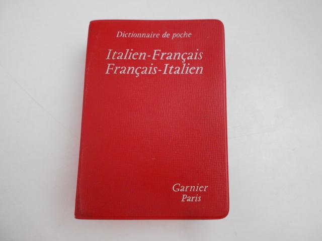 DICCIONARIO ITALIANO-FRANCÉS Y VICEVERSA - foto 1