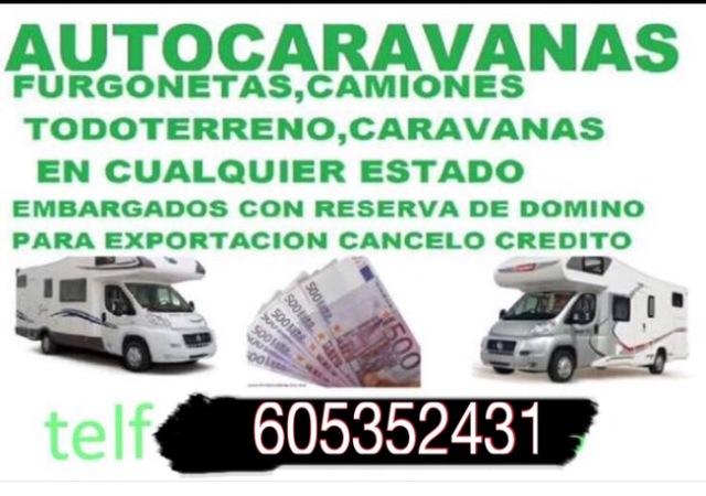 COMPRO SU CARAVANA - foto 2