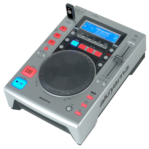 REPRODUCTOR MP3 USB AKIYAMA - foto 1