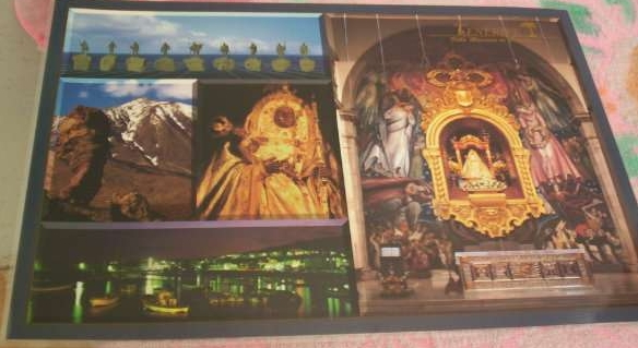Poster Virgen De Candelaria
