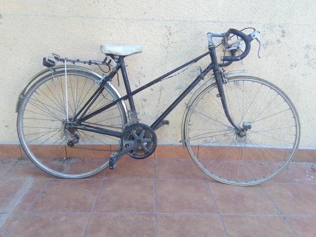 Se Vende Bicicleta Años 70
