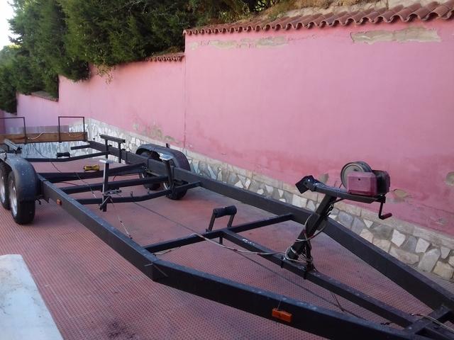 TRANSPORTE BARCO 604-35-32-25 - foto 1