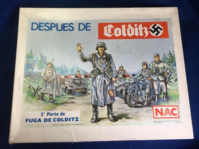 JUEGO DE MESA DESPUES DE COLDIZT DE NAC - foto 1