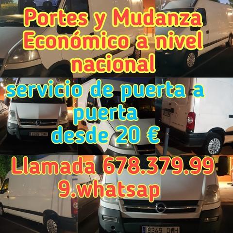 PORTES Y MUDANZA ECONMICOS MADRID - foto 4