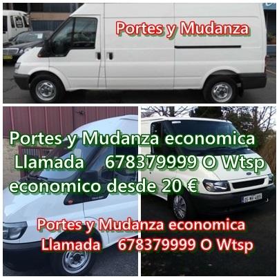 PORTES Y MUDANZA ECONMICOS MADRID - foto 7