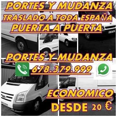 PORTES Y MUDANZA ECONMICOS MADRID - foto 6