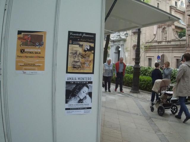 PEGADO CARTELES/ BUZONEO DE PUBLICIDAD - foto 2