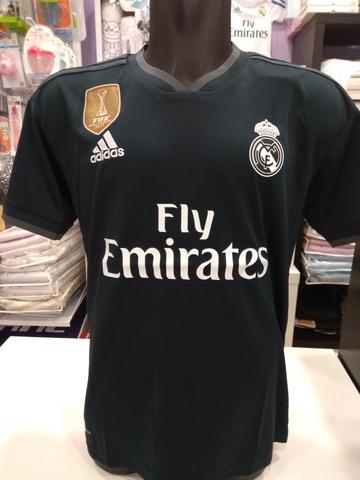 2019 Anuncios Real - Mil com Visitante Madrid Camiseta