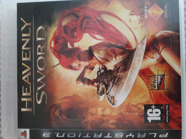 juego heavenly sword ps3