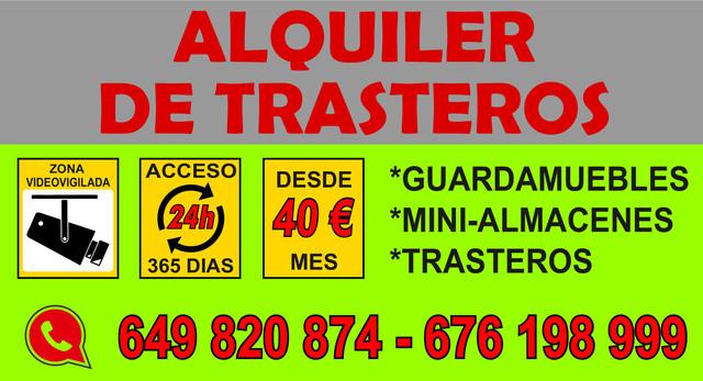 TRASTEROS - foto 1