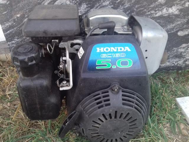 MOTOR HONDA GC 160 Y BRIGGS STRATTON