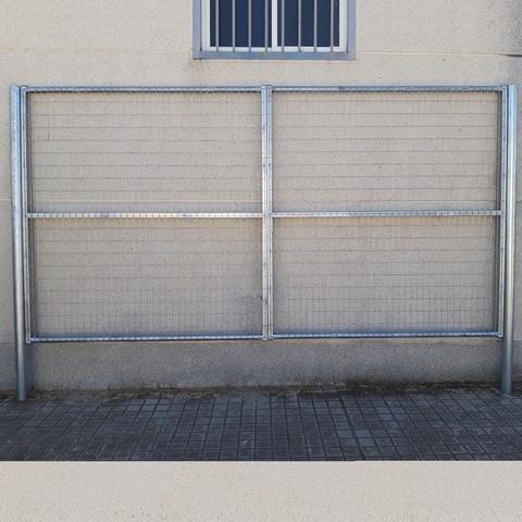 Puerta Para Vallas De Fincas