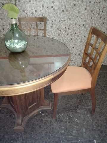 sillas de madera en jaen de segunda mano baratos