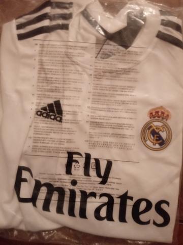 Camiseta Madrid 2019