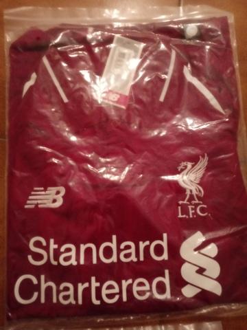 Camiseta Liverpool 2019