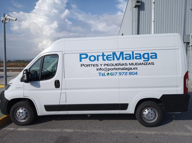 PORTES Y MUDANZAS MÁLAGA - foto 1