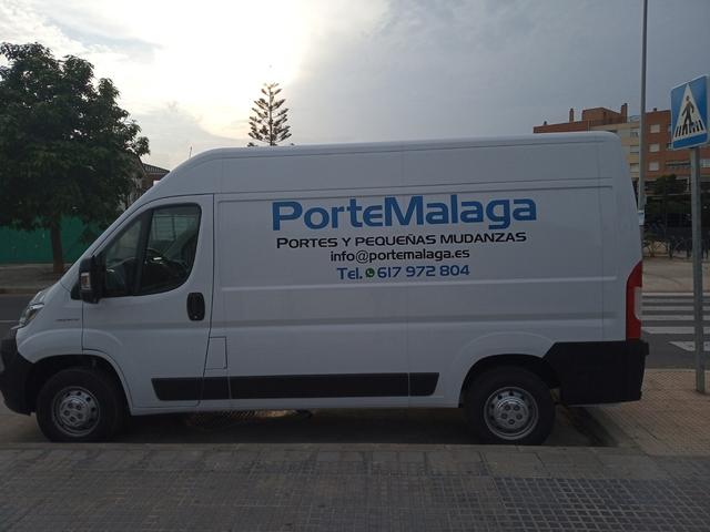 PORTES Y MUDANZAS MÁLAGA - foto 3