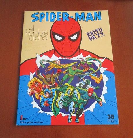 Album Spider Man