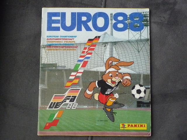 Album Euro  88