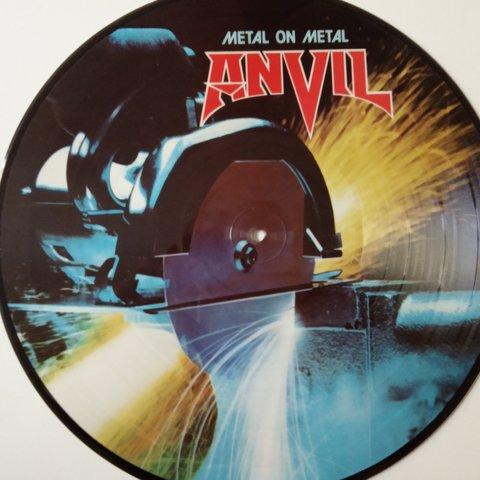 Discos Vinilo  Punk-Heavy-Hard Rock.