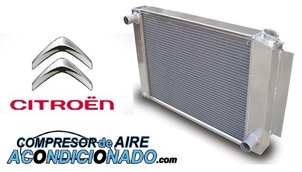 aire con radiador CITROEN C1 Marca nuevo Condensador