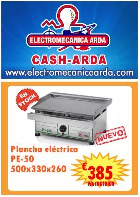 !!PLANCHA ELECTRICA PK-50!!! - foto 1