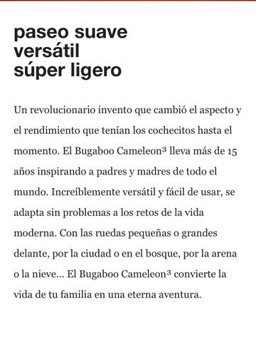 COCHECITO BUGABOO CAMALEÓN 3 - foto 5