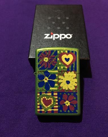 Zippo Funky Flowers
