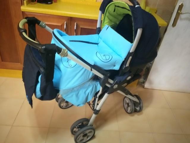 MILANUNCIOS | Jane challenger. Coches de bebe jane
