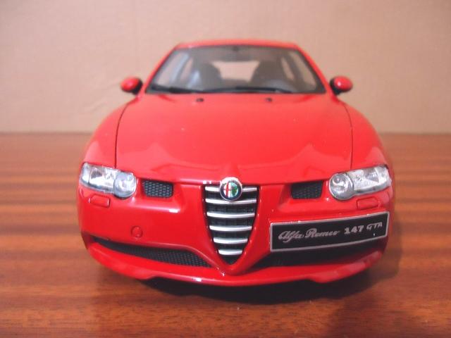 Alfa Romeo 147 Gta 1:18