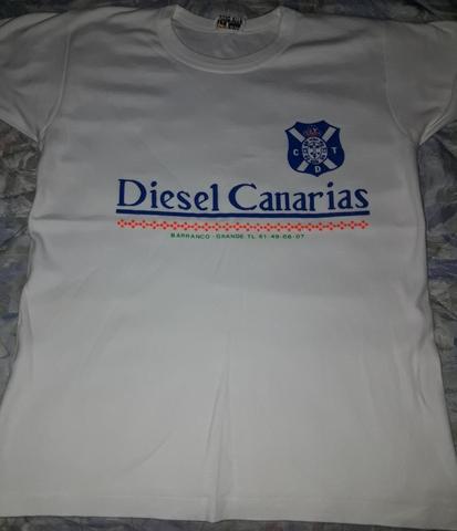 Camiseta Escudo C.D.Tenerife  Propaganda